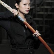 Una foto promozionale di Samurai Girl