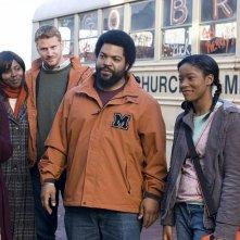 Ice Cube e Keke Palmer in una scena del film The Longshots