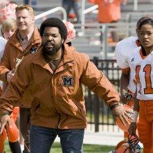 Ice Cube e Keke Palmer in una sequenza del film The Longshots
