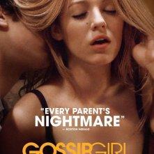 Locandina per la stagione 2 di Gossip Girl, versione 4