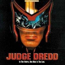 La locandina di Dredd - La legge sono io