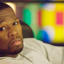 50 Cent in una scena del film Sfida senza regole - Righteous Kill