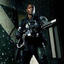 Adewale Akinnuoye-Agbaje in un'immagine promo del film Adewale G.I. Joe