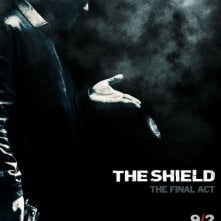 Locandina per la settima stagione di The Shield