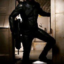 Marlon Wayans in un'immagine promo di G.I. Joe