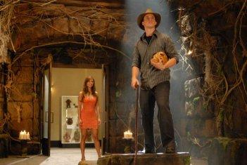 Vanessa Minnillo e Matt Lanter in una scena del film Disaster Movie