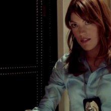 Jennifer Carpenter nel rulo di Debra Morgan nella serie televisiva Dexter, episodio: Rispedire al mittente