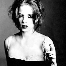 Un\'immagine della cantante Shirley Manson