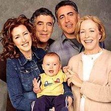 Il cast della serie televisiva Baby Bob