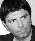 Il regista, attore e produttore Stefano Calvagna