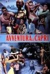 La locandina di Avventura a Capri