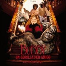La locandina di Buddy - Un gorilla per amico
