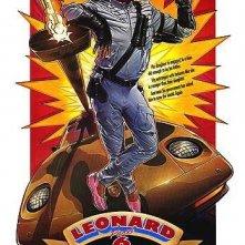 La locandina di Leonard salverà il mondo
