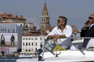 65esima Mostra del Cinema: George Clooney è tra le prime star attese a Venezia