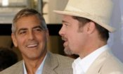 George Clooney e Brad Pitt aprono Venezia 65 con Burn After Reading