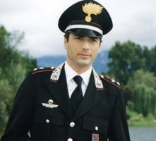 Sergio Sivori in una sequenza di Provincia Segreta 2  per la regia di F. Massaro