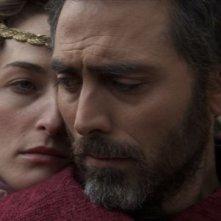 Sergio Sivori protagonista del film Ignotus, diretto da Max Bartoli