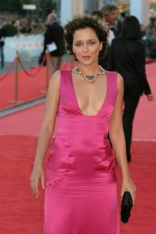 Mostra del Cinema 2008: una splendida Valeria Golino