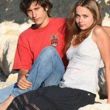 Raphaël Goldman e Caroline Guerin in un'immagine promozionale di Summer Dreams