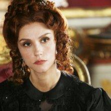 Alessandra Martines è Ortensia Damiani nella miniserie Il sangue e la rosa