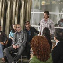 Una scena di un episodio della serie televisiva Cupid
