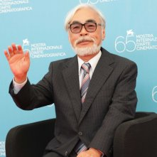 Venezia 2008: Hayao Miyazaki presenta il suo ultimo lavoro, Ponyo on the Cliff by the Sea