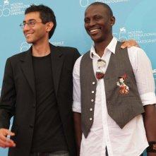 Venezia 2008: Ramin Bahrani presenta Goodbye Solo insieme a Souleymane Sy Savane