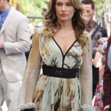 Mädchen Amick  in una scena della serie televisiva Gossip Girl, episodio: Never been Marcused