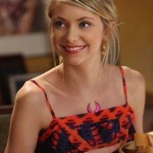 Taylor Momsen in una scena dell'episodio 'Never Been Marcused' della serie Gossip girl