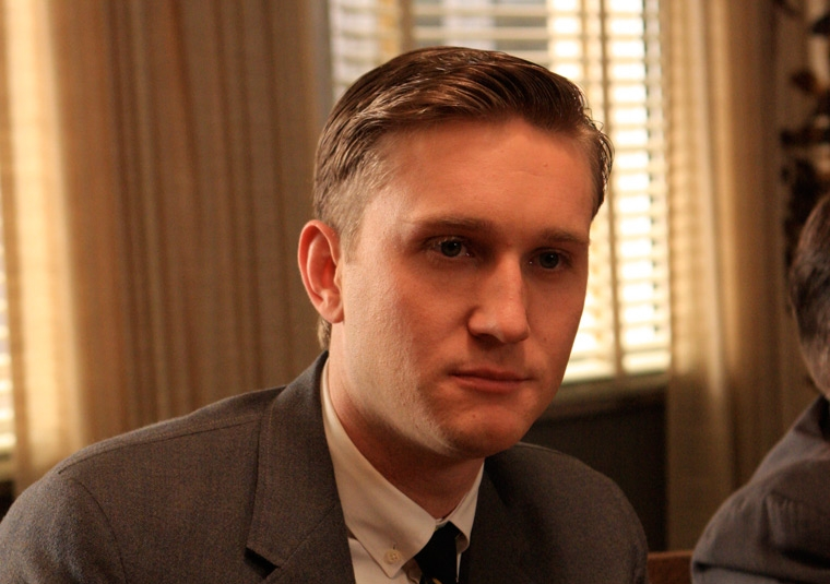 Aaron Staton Nell Episodio For Those Who Think Young Di Mad Men 87203