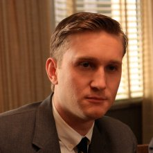 Aaron Staton nell'episodio For Those Who Think Young di Mad Men