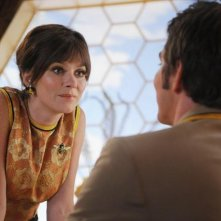 Anna Friel nell'episodio 'Bzzzzzzz!' della serie tv Pushing Daisies