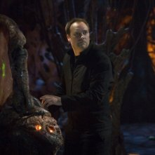 David Hewlett in una scena dell'episodio 'Outsiders' della serie tv Stargate Atlantis