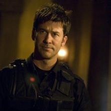 Il Colonnello Sheppard, interpretato da Joe Flanigan nell'episodio 'Outsiders' della serie Stargate Atlantis