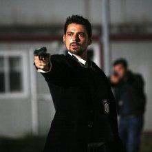 Simone Corrente è Luca Benvenuto in Distretto di Polizia 8