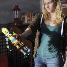 Leven Rambin nell'episodio Automatic for the People di Terminator: The Sarah Connor Chronicles