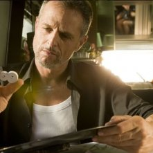 Rocco Ricciardulli in una scena del corto Time is Up