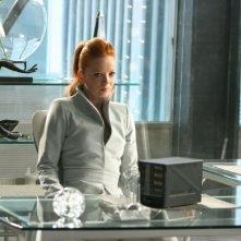 Shirley Manson in una scena dell'episodio Samson & Delilah di Terminator: Sarah Connor Chronicles