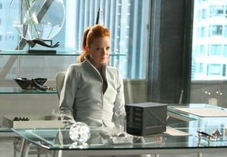 Shirley Manson in una scena dell'episodio Samson & Delilah di Terminator: Sarah Connor Chronicles