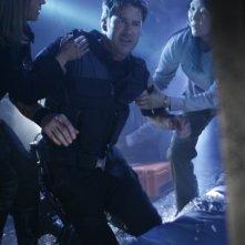 Joe Flanigan, Rachel Luttrell nell'episodio 'First Contact' della serie tv Stargate Atlantis