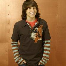 Mitchel Musso in una foto promozionale di Hannah Montana