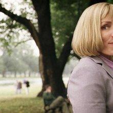 Frances McDormand in una scena del film Burn After Reading