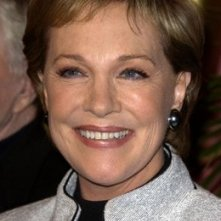 L'attrice Julie Andrews