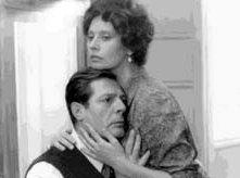 Marcello Mastroianni e Sophia Loren in una sequenza del film Una giornata particolare