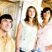 Alexis Roque, Charlotte Désert e Véronique Varlet in un'immagine della serie tv Summer Dreams (Coeur Ocean)