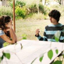 Caroline Guérin e Raphaël Goldman in una sequenza di Summer Dreams (Coeur océan)