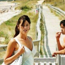 Cyrielle Voguet e Shafik Ahmad in un'immagine di Summer Dreams