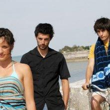 Cyrielle Voguet, Mathieu Tribes e Raphaël Goldman in un'immagine di Summer Dreams (Coeur océan)