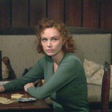 Francesca Neri in una sequenza del film Il papà di Giovanna, diretto da Pupi Avati