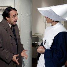 L'attore napoletano Silvio Orlando in una sequenza del film Il papà di Giovanna